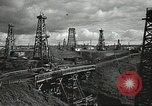 Image of Soviet oil field during World War 2 Soviet Union, 1941, second 10 stock footage video 65675062263