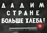 Image of Russian farmers Soviet Union, 1941, second 6 stock footage video 65675062264