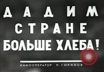 Image of Russian farmers Soviet Union, 1941, second 8 stock footage video 65675062264