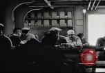Image of US merchant marine seamen Atlantic Ocean, 1941, second 1 stock footage video 65675062270