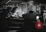 Image of US merchant marine seamen Atlantic Ocean, 1941, second 7 stock footage video 65675062270