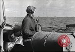 Image of German U-boat Atlantic Ocean, 1942, second 9 stock footage video 65675062276