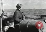 Image of German U-boat Atlantic Ocean, 1942, second 12 stock footage video 65675062276