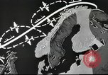 Image of Luftwaffe attacks supply convoys Atlantic Ocean, 1942, second 5 stock footage video 65675062277