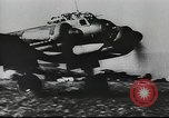 Image of Luftwaffe attacks supply convoys Atlantic Ocean, 1942, second 10 stock footage video 65675062277