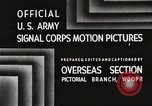 Image of prisoners of war Philippines, 1945, second 3 stock footage video 65675062293