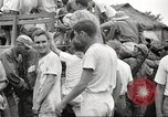 Image of American prisoners of war Philippines, 1945, second 2 stock footage video 65675062295