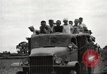 Image of American prisoners of war Philippines, 1945, second 6 stock footage video 65675062295
