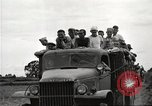 Image of American prisoners of war Philippines, 1945, second 7 stock footage video 65675062295