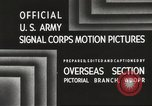Image of American prisoners of war Philippines, 1945, second 2 stock footage video 65675062297