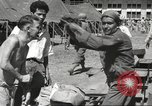 Image of American prisoners of war Philippines, 1945, second 4 stock footage video 65675062297