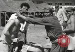 Image of American prisoners of war Philippines, 1945, second 6 stock footage video 65675062297