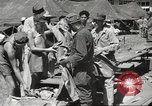 Image of American prisoners of war Philippines, 1945, second 9 stock footage video 65675062297