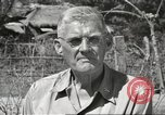 Image of American prisoners of war Philippines, 1945, second 10 stock footage video 65675062299