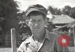Image of American prisoners of war Philippines, 1945, second 2 stock footage video 65675062301