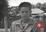 Image of American prisoners of war Philippines, 1945, second 8 stock footage video 65675062302