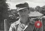 Image of American prisoners of war Philippines, 1945, second 9 stock footage video 65675062303