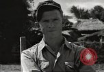 Image of American prisoners of war Philippines, 1945, second 1 stock footage video 65675062304