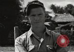 Image of American prisoners of war Philippines, 1945, second 2 stock footage video 65675062304