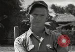 Image of American prisoners of war Philippines, 1945, second 9 stock footage video 65675062304