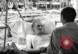 Image of Philippines internees Philippines, 1945, second 6 stock footage video 65675062306