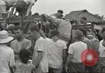 Image of US prisoners of war liberated from Japanese prison in World War II Cabanatuan Philippines, 1945, second 4 stock footage video 65675062318
