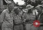 Image of American prisoners of war liberated from Japanese prison camp Guimba Philippines, 1945, second 12 stock footage video 65675062320
