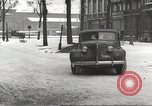 Image of Benjamin Davis Liege Belgium, 1945, second 6 stock footage video 65675062325