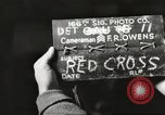 Image of French Red Cross workers Thionville France, 1945, second 5 stock footage video 65675062327