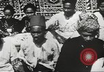 Image of Filipino tribal people Philippines, 1945, second 4 stock footage video 65675062336