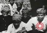 Image of Filipino tribal people Philippines, 1945, second 8 stock footage video 65675062336