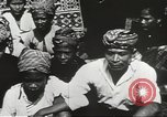Image of Filipino tribal people Philippines, 1945, second 9 stock footage video 65675062336