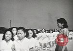 Image of Filipino women Philippines, 1945, second 4 stock footage video 65675062337