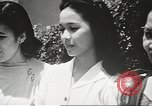 Image of Filipino women Philippines, 1945, second 7 stock footage video 65675062337