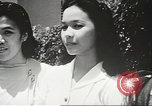 Image of Filipino women Philippines, 1945, second 8 stock footage video 65675062337