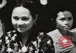Image of Filipino women Philippines, 1945, second 12 stock footage video 65675062337