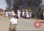 Image of Filipino civilians Manila Philippines, 1945, second 10 stock footage video 65675062348