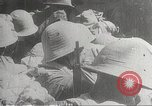 Image of Japanese soldiers Philippines, 1942, second 4 stock footage video 65675062365