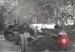 Image of American military equipment captured by Japanese in Philippines Philippines, 1942, second 1 stock footage video 65675062378