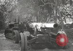 Image of American military equipment captured by Japanese in Philippines Philippines, 1942, second 2 stock footage video 65675062378