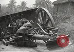 Image of American military equipment captured by Japanese in Philippines Philippines, 1942, second 11 stock footage video 65675062378