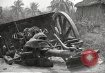 Image of American military equipment captured by Japanese in Philippines Philippines, 1942, second 12 stock footage video 65675062378