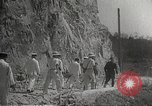 Image of US prisoners on Corregidor Philippines, 1942, second 8 stock footage video 65675062395