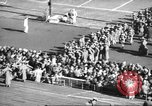 Image of Army Navy football game United States USA, 1949, second 5 stock footage video 65675062403