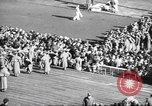 Image of Army Navy football game United States USA, 1949, second 6 stock footage video 65675062403