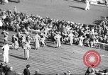 Image of Army Navy football game United States USA, 1949, second 7 stock footage video 65675062403