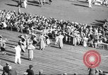 Image of Army Navy football game United States USA, 1949, second 9 stock footage video 65675062403