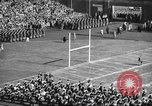 Image of Army Navy football game United States USA, 1949, second 3 stock footage video 65675062404