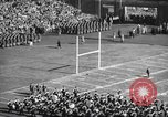 Image of Army Navy football game United States USA, 1949, second 5 stock footage video 65675062404