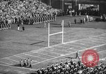 Image of Army Navy football game United States USA, 1949, second 10 stock footage video 65675062404